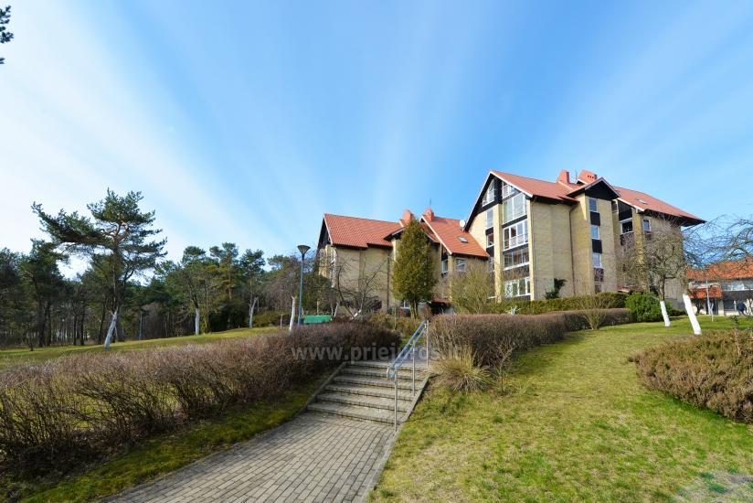 1-2-pokojowe mieszkania w Nidzie Saulė - 2