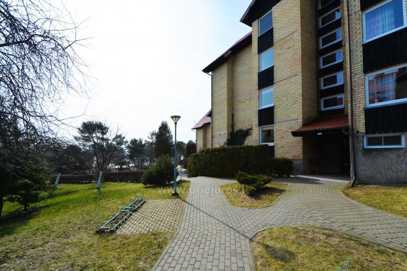 1-2-pokojowe mieszkania w Nidzie Saulė - 4