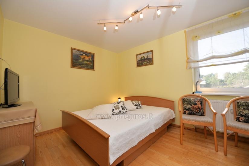 1-2-pokojowe mieszkania w Nidzie Saulė - 5