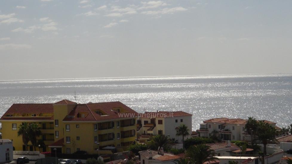 Mieszkanie do wynajęcia na Teneryfie z widokiem na ocean - 2