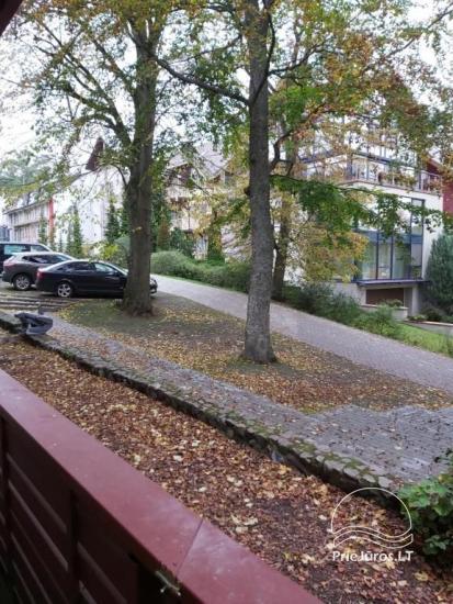 Mieszkania Santauta do wynajęcia w Juodkrante, Mierzei Kurońskiej - 10