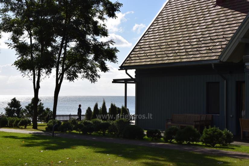 Apartament z tarasem i widokiem na lagunę w Mierzei Kurońskiej - 7