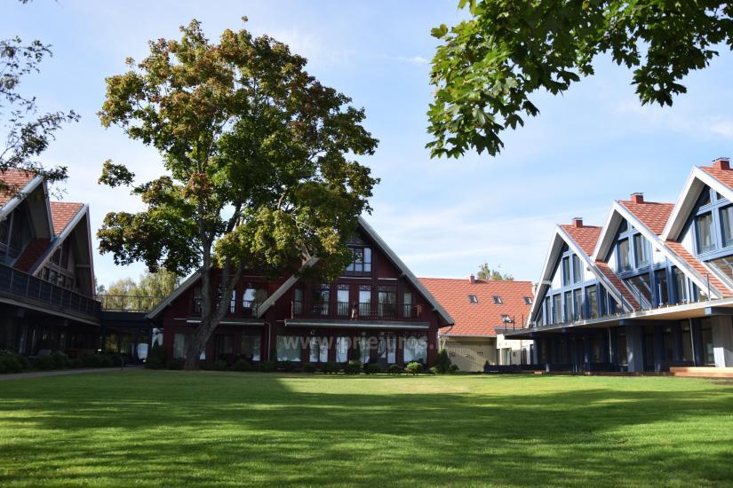 Apartament z tarasem i widokiem na lagunę w Mierzei Kurońskiej - 10
