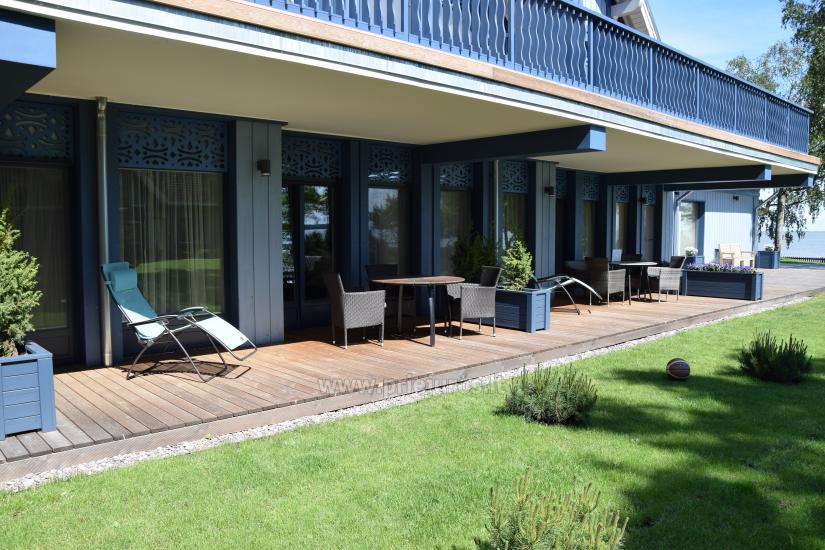 Apartament z tarasem i widokiem na lagunę w Mierzei Kurońskiej - 2