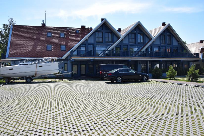 Apartament z tarasem i widokiem na lagunę w Mierzei Kurońskiej - 5