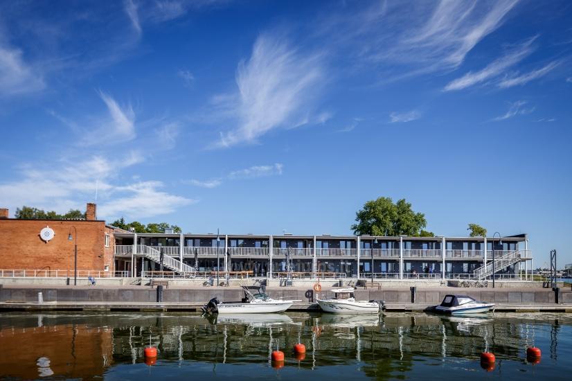 3* Hotel Smiltynė klub jachtowy - 9