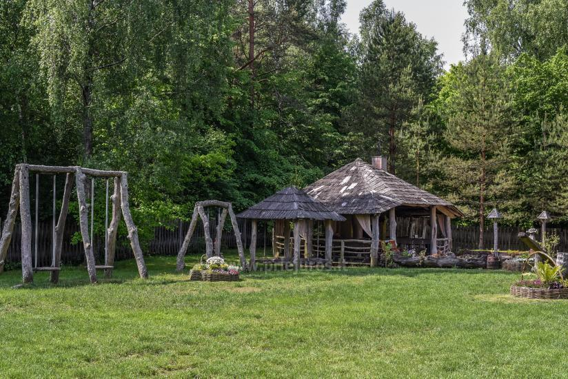 Zagroda w Laukdvaris na wakacje i święta - 11