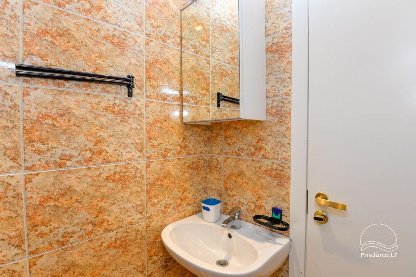 Nowo wyremontowany apartament na wynajem w Juodkrante, Mierzei Kurońskiej - 11
