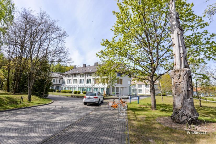 Nowo wyremontowany apartament na wynajem w Juodkrante, Mierzei Kurońskiej - 14