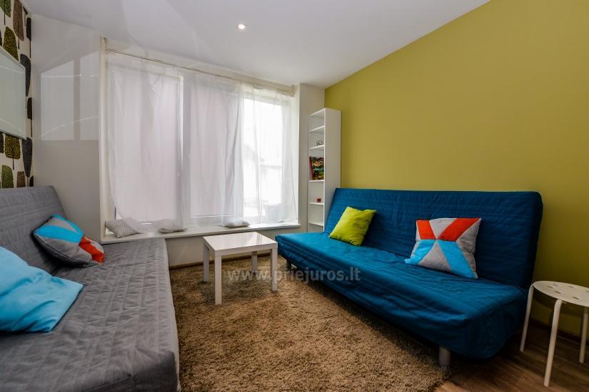 Nowo wyremontowany apartament na wynajem w Juodkrante, Mierzei Kurońskiej - 3