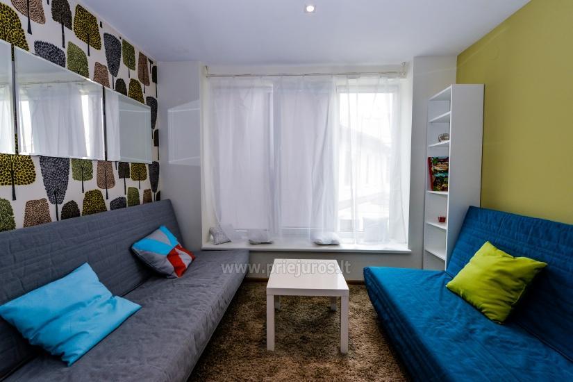 Nowo wyremontowany apartament na wynajem w Juodkrante, Mierzei Kurońskiej - 1