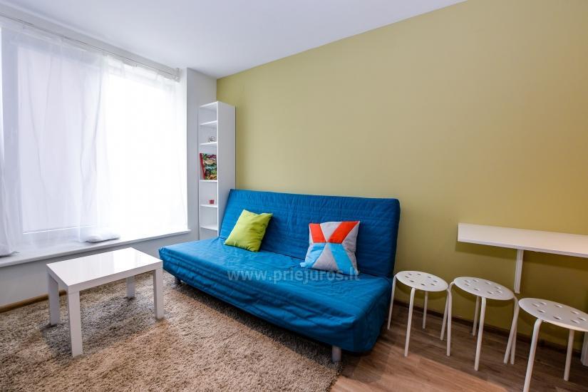 Nowo wyremontowany apartament na wynajem w Juodkrante, Mierzei Kurońskiej - 6