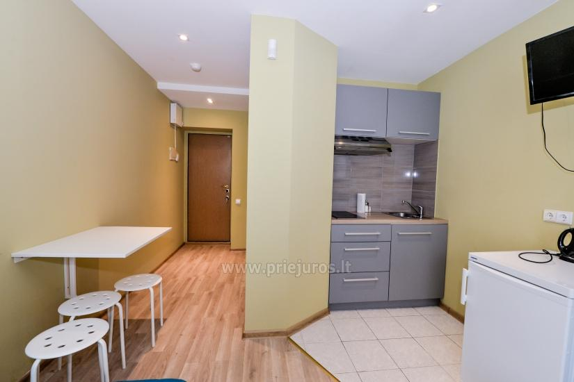 Nowo wyremontowany apartament na wynajem w Juodkrante, Mierzei Kurońskiej - 4