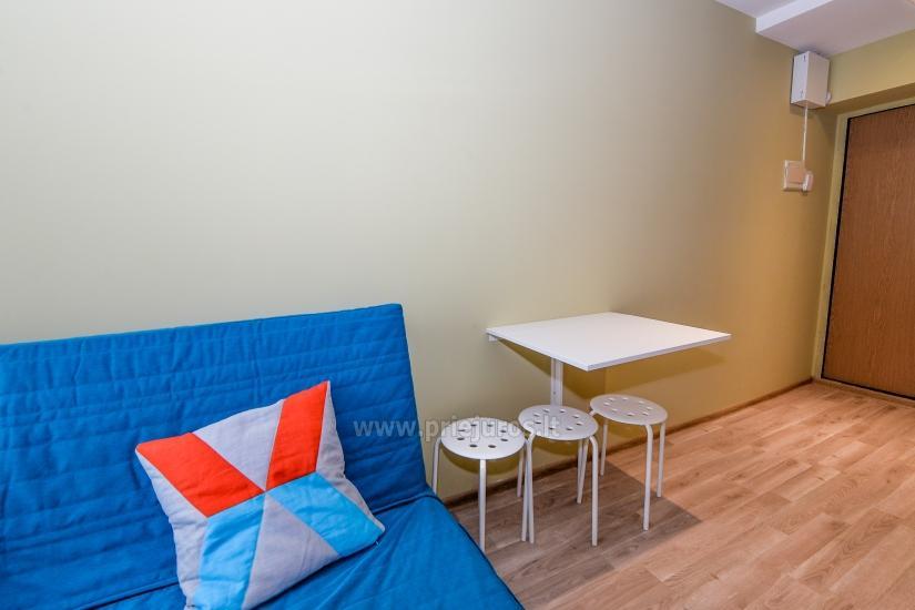 Nowo wyremontowany apartament na wynajem w Juodkrante, Mierzei Kurońskiej - 8