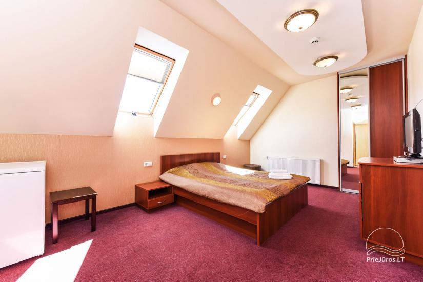 Pokoje, apartamenty w Sventoji OSUPIO TAKAS - 150m do morza - 26