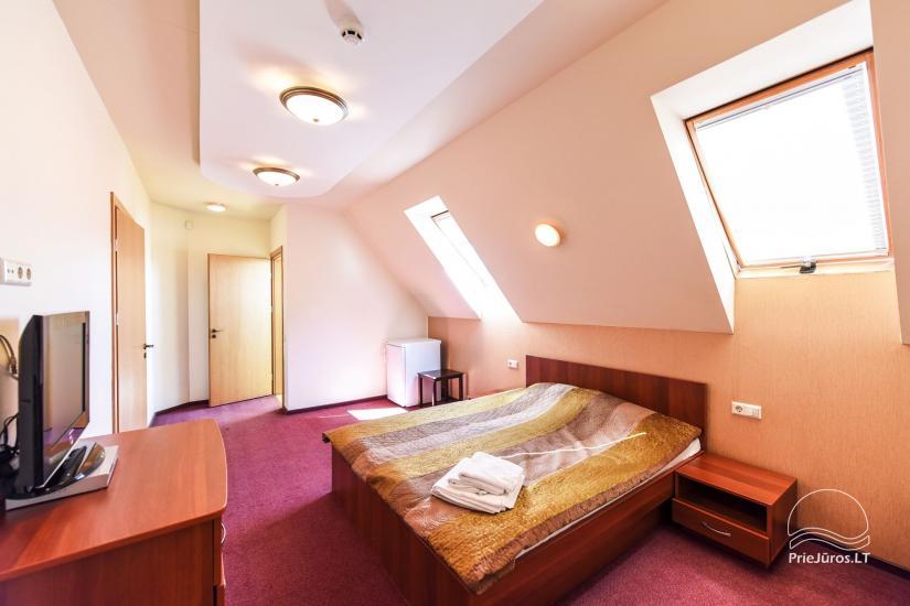 Pokoje, apartamenty w Sventoji OSUPIO TAKAS - 150m do morza - 27
