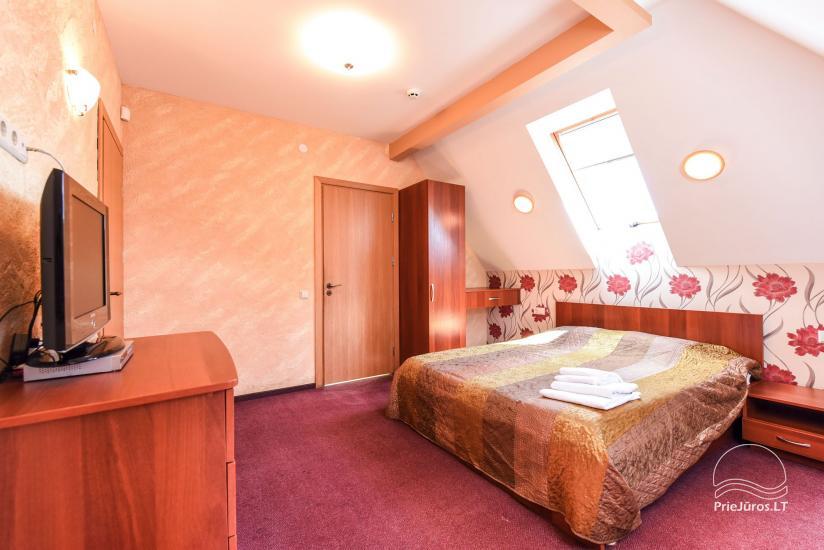 Pokoje, apartamenty w Sventoji OSUPIO TAKAS - 150m do morza - 31