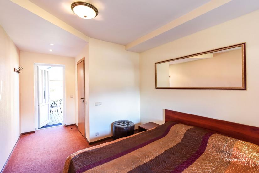 Pokoje, apartamenty w Sventoji OSUPIO TAKAS - 150m do morza - 24