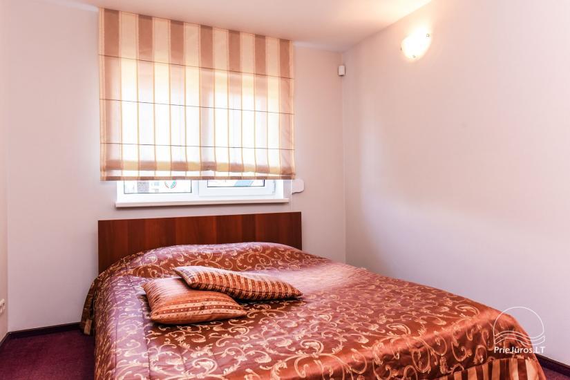 Pokoje, apartamenty w Sventoji OSUPIO TAKAS - 150m do morza - 18