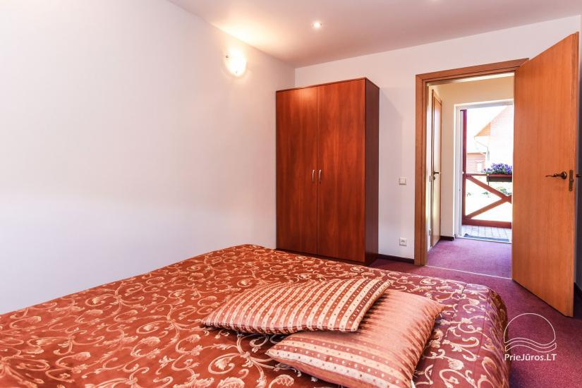 Pokoje, apartamenty w Sventoji OSUPIO TAKAS - 150m do morza - 19