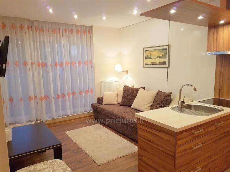 Nowocześnie urządzony apartament z przytulnym tarasie - 5