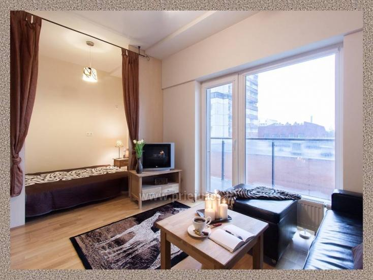 1 pokój, 4 miejsca do spania mieszkanie do wynajęcia w Połądze - 5