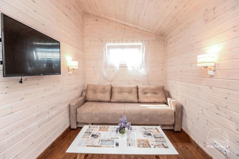 Domy wyposażone we wszystkie udogodnienia i wspólne udogodnienia do wynajęcia - 7