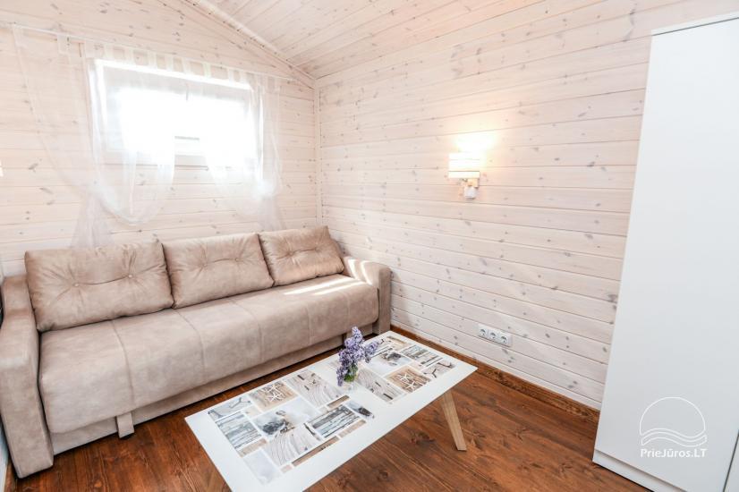 Domy wyposażone we wszystkie udogodnienia i wspólne udogodnienia do wynajęcia - 6