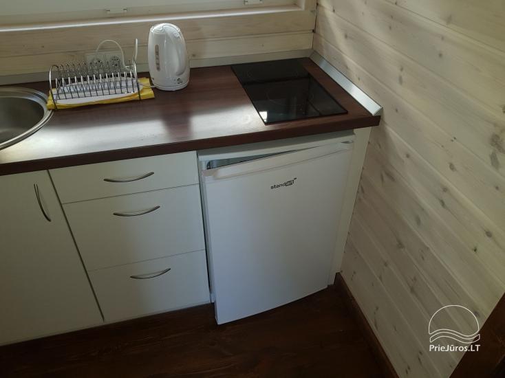Domy wyposażone we wszystkie udogodnienia i wspólne udogodnienia do wynajęcia - 11