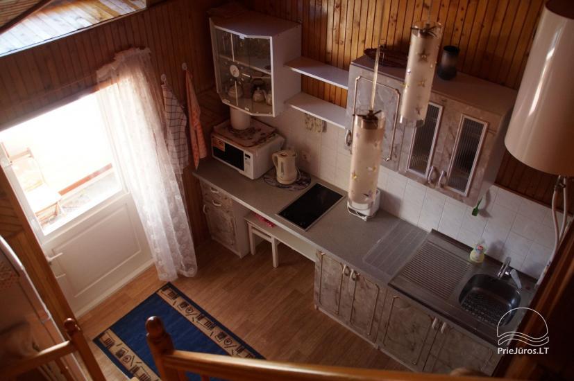 Domek do wynajęcia w Nidzie, Mierzeja Kurońska, Litwa - 9