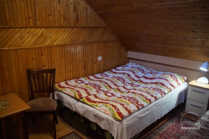 Domek do wynajęcia w Nidzie, Mierzeja Kurońska, Litwa - 10