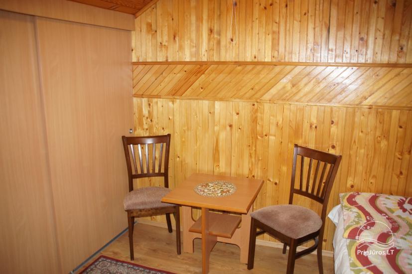 Domek do wynajęcia w Nidzie, Mierzeja Kurońska, Litwa - 11