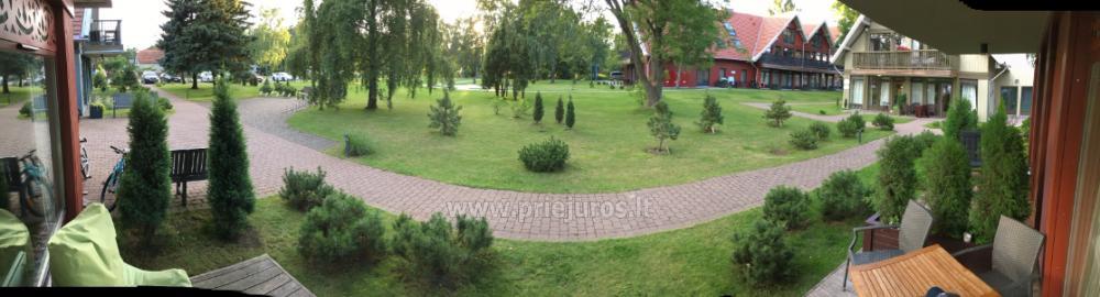 Nowe i przytulne jedno pokojowe mieszkanie w Preila, Mierzei Kurońskiej - 8