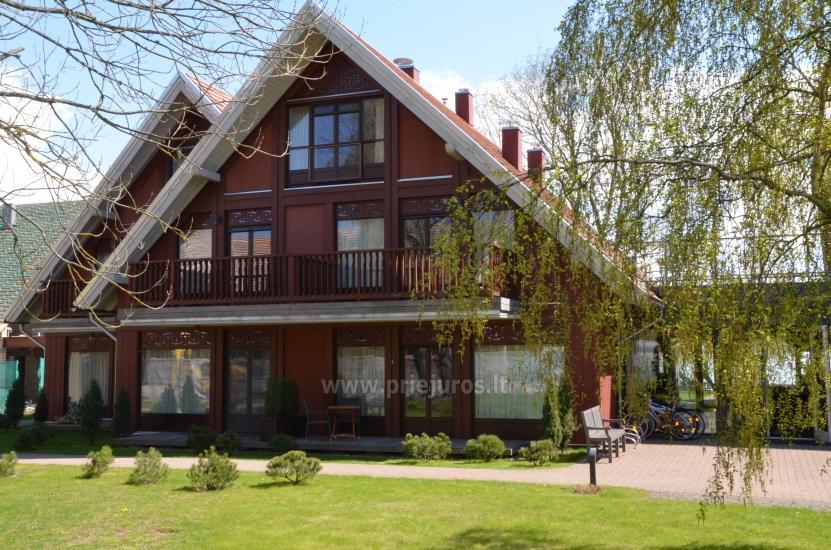 Nowe i przytulne jedno pokojowe mieszkanie w Preila, Mierzei Kurońskiej - 1