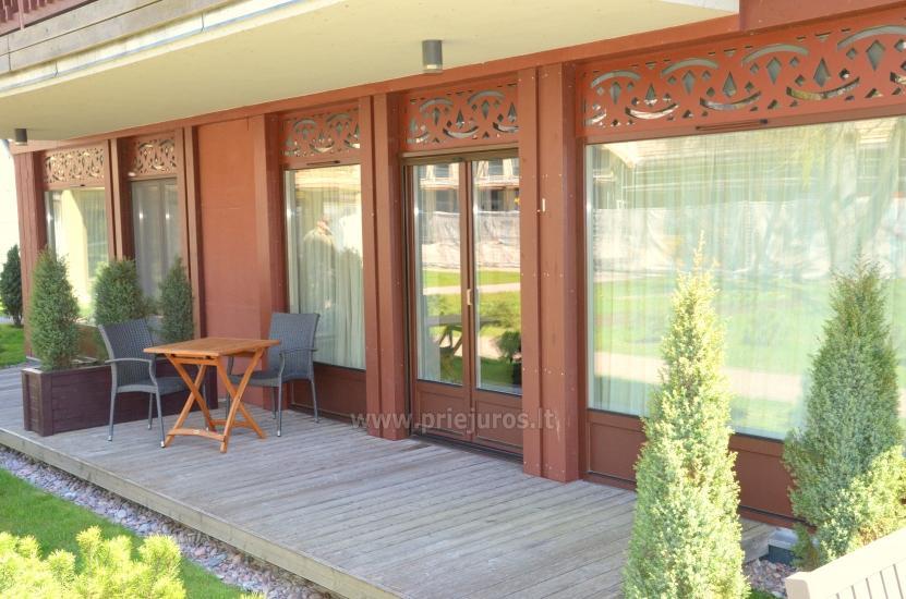 Nowe i przytulne jedno pokojowe mieszkanie w Preila, Mierzei Kurońskiej - 2