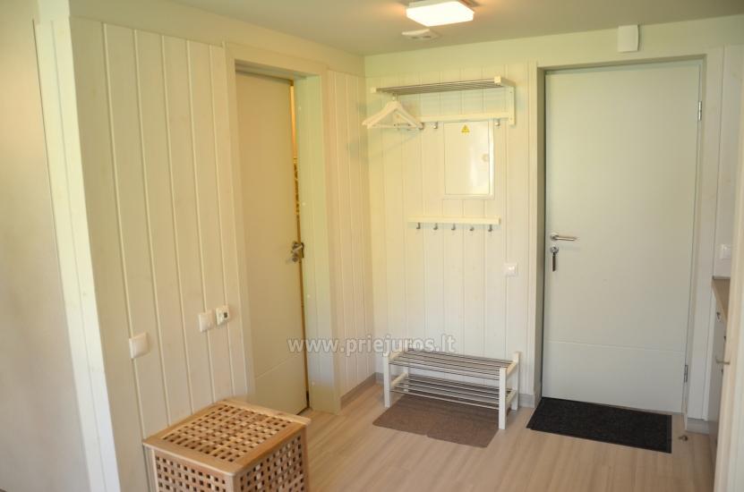 Nowe i przytulne jedno pokojowe mieszkanie w Preila, Mierzei Kurońskiej - 6
