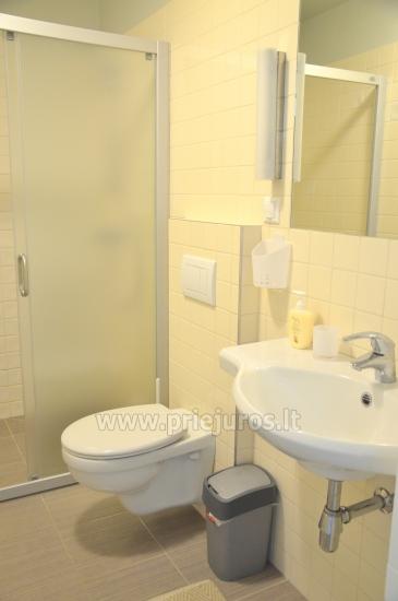 Nowe i przytulne jedno pokojowe mieszkanie w Preila, Mierzei Kurońskiej - 7