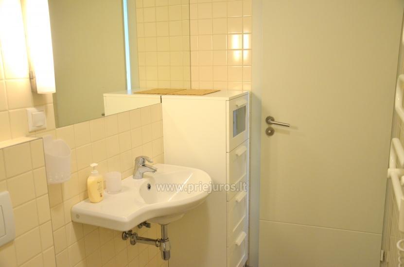 Nowe i przytulne jedno pokojowe mieszkanie w Preila, Mierzei Kurońskiej - 9