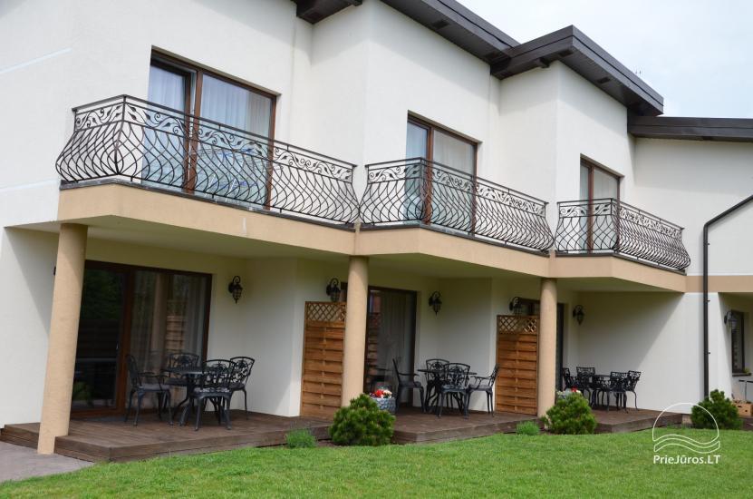 Nowe domki i pokoje do wynajęcia w Sventoji - 1