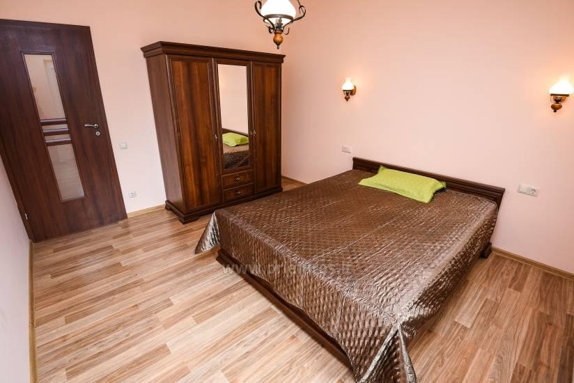 Mieszkanie w Palanga 300 m do plaży. Duży balkon, ogrodzony teren - 8
