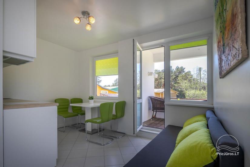 Przytulny, nowocześnie wyposażone mieszkanie 2 pokoje do wynajęcia w Sventoji - 2