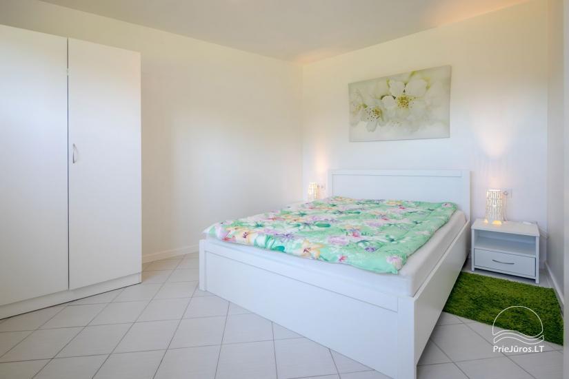 Przytulny, nowocześnie wyposażone mieszkanie 2 pokoje do wynajęcia w Sventoji - 6
