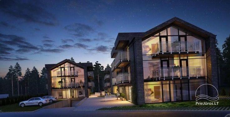 Nowe i nowoczesne apartamenty w Połądze - 1