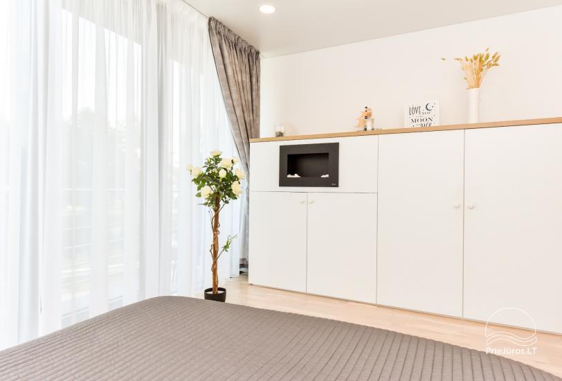 Nowe i nowoczesne apartamenty w Połądze - 9
