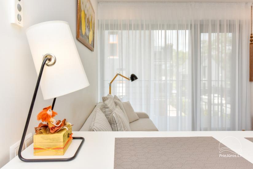 Nowe i nowoczesne apartamenty w Połądze - 10