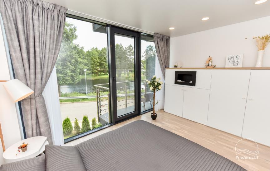 Nowe i nowoczesne apartamenty w Połądze - 8