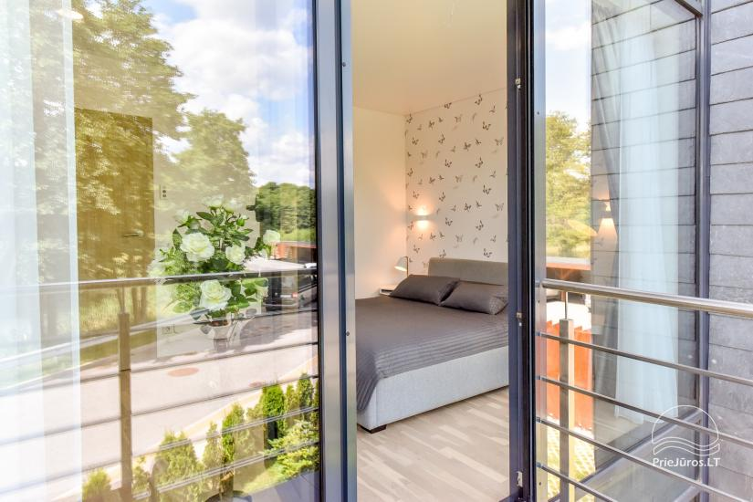 Nowe i nowoczesne apartamenty w Połądze - 2