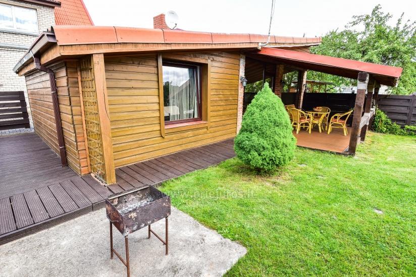 Spokojny odpoczynek w domu w Kłajpedzie, na Litwie, w pobliżu Morza Bałtyckiego - 2