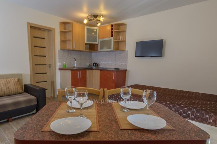 Przytulne 1 pokojowe mieszkania do wynajęcia w Połądze - 1
