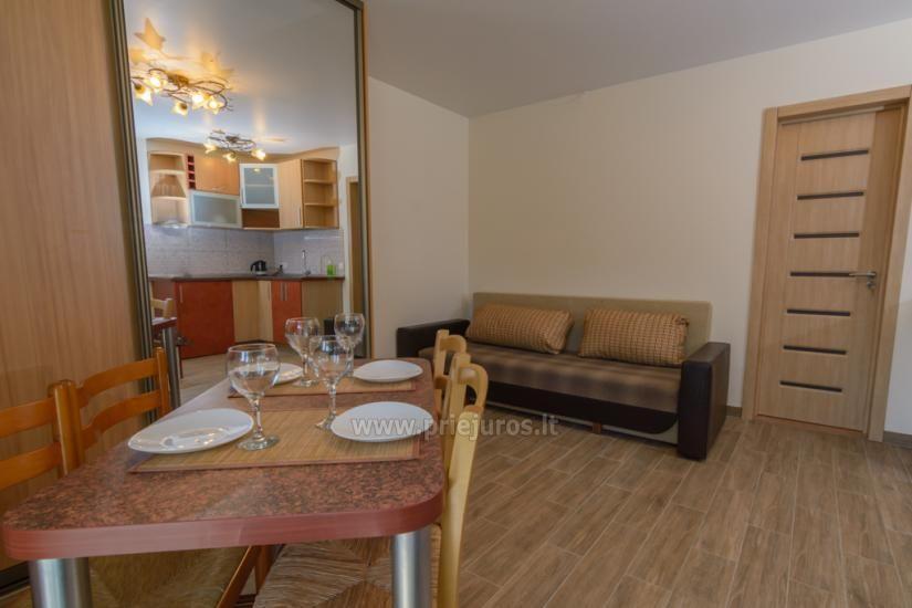 Przytulne 1 pokojowe mieszkania do wynajęcia w Połądze - 2